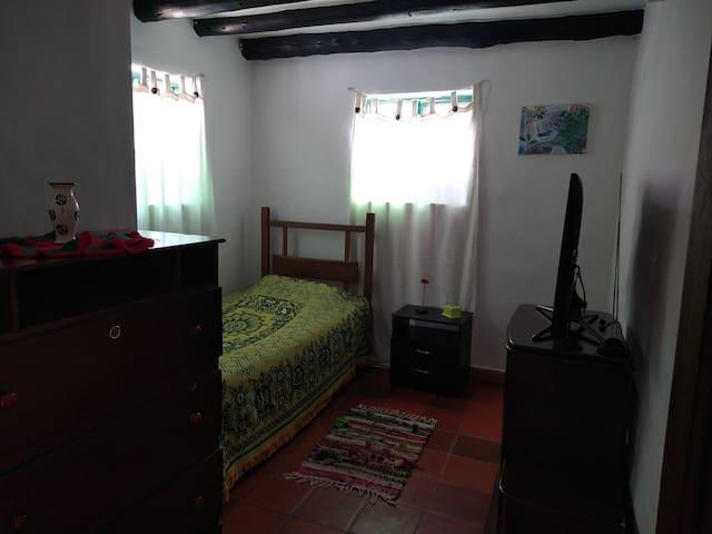Cabaña de Mr. Fidel