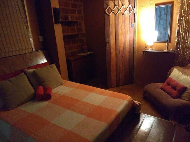 Refúgio São Francisco - Cipó - bangalô de madeira