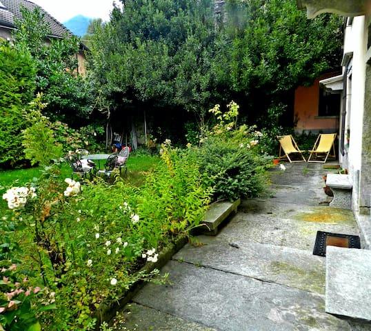 Incantevole villetta dell Ottocento - Druogno