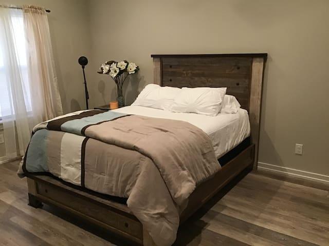 La Casa Master bedroom.