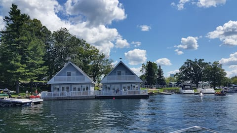 Harbor House @ The Ledges Resort & Marina
