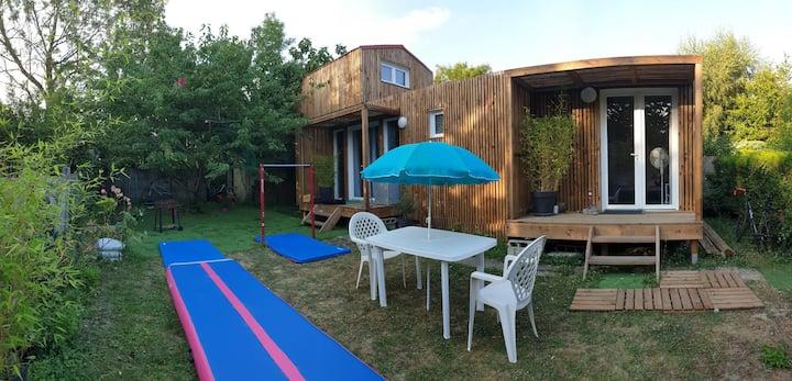 GREENAPPART Mezzanine GK25 m² avec jardin