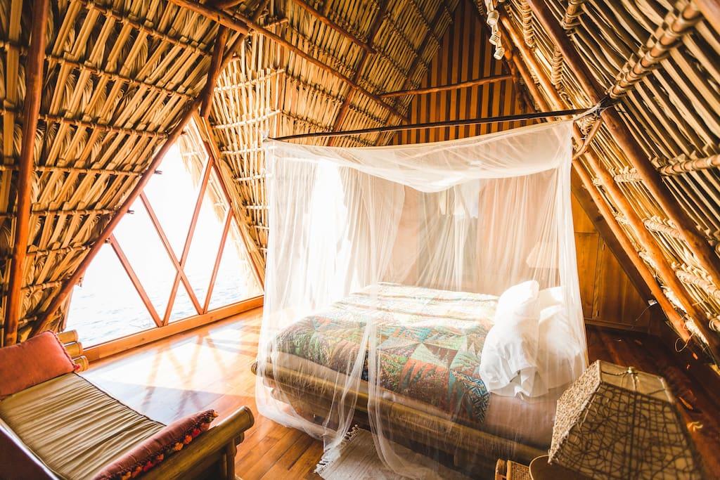 Master Bedroom - Main House