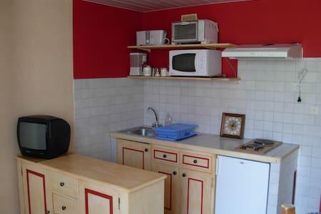 Studio 2 personnes, en Provence - Saint-Chamas - Apartmen