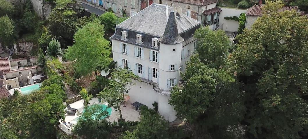 Château de la Blainie, a stunning family castle
