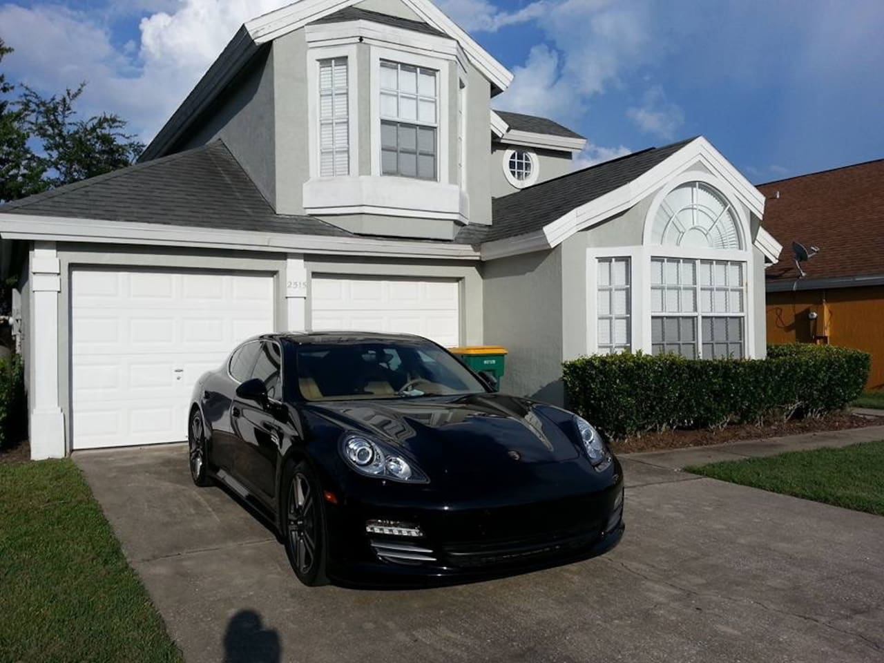 Florida Fun Vacation Home (Porsche Panamera 4S - not included)