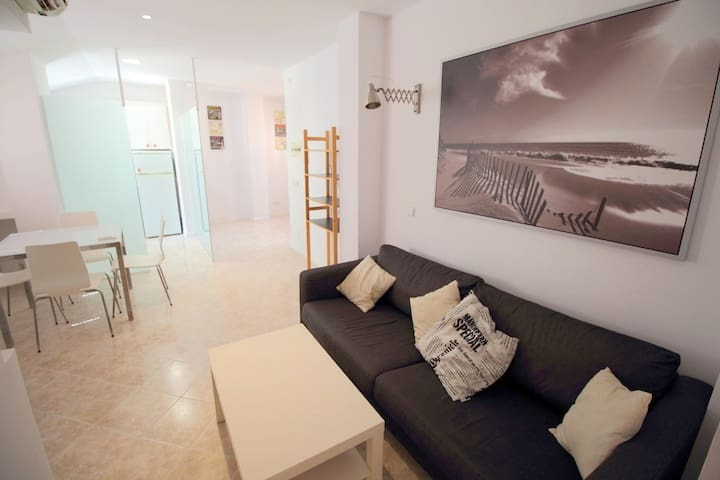 FANTASTIC APT BEST LOCATION WIFI - Palma - Appartement