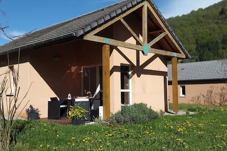 Séjour ensoleillé en Aveyron - Saint-Geniez-d'Olt - Talo