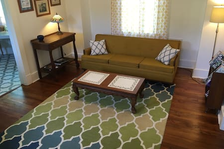 Swallowtail Guest Cottage - Midtown - Memphis - Hus