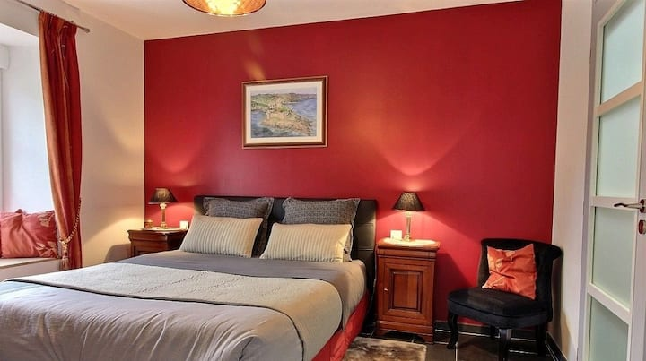 Bed & Breakfast Sdb Privée, 5' mer, ST Malo, Dinan