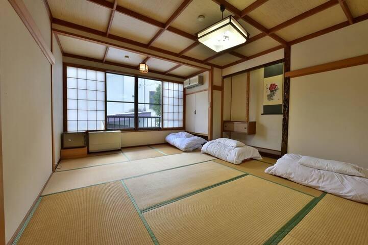 Guesthouse Ukiyoe Female Dormitory Room