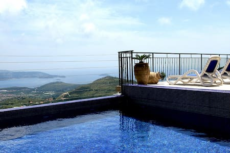 Villa Rock with pool-Dubrovnik - Ivanica