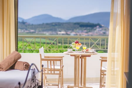 Anassia Villas-Studio up to 3 persons near Nafplio - Neo Roino
