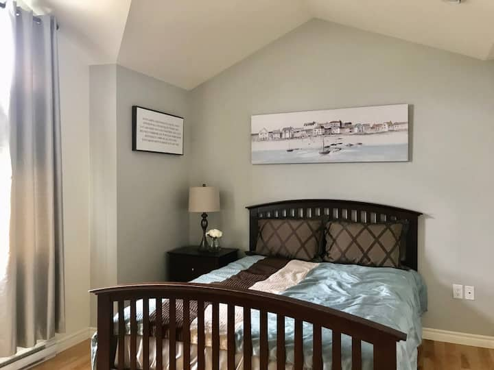 New and nice bedrooms in quite Moncton North