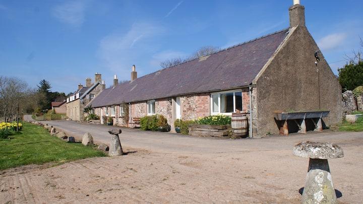 Stewards cottage, Four Star Scottish Tourist Board