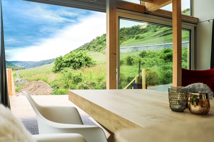 "Design-Ferienhaus Chalet ""Mosel"" - Adults Only"