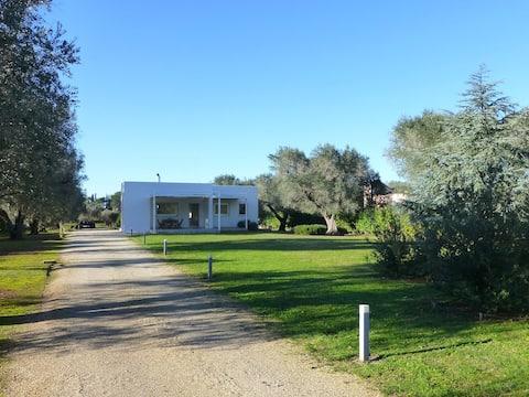 Villa a Mesagne, vacanze in Puglia