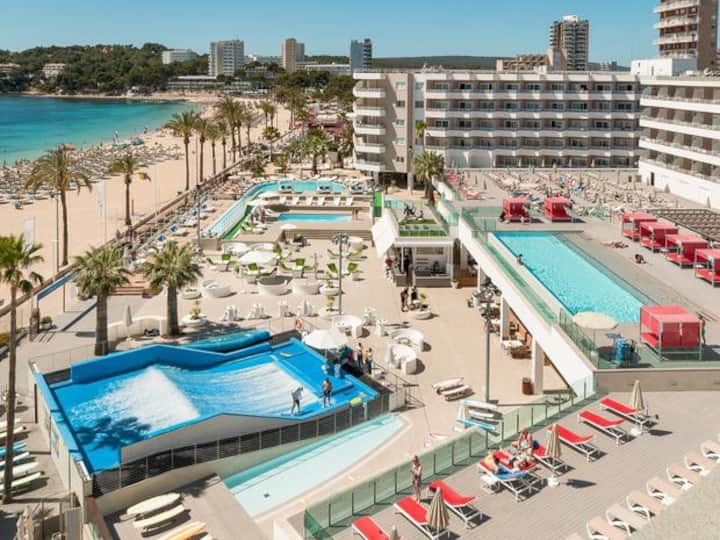 sol wave house magaluf