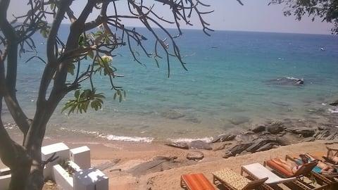 Piece of solitude in Nkhata Bay