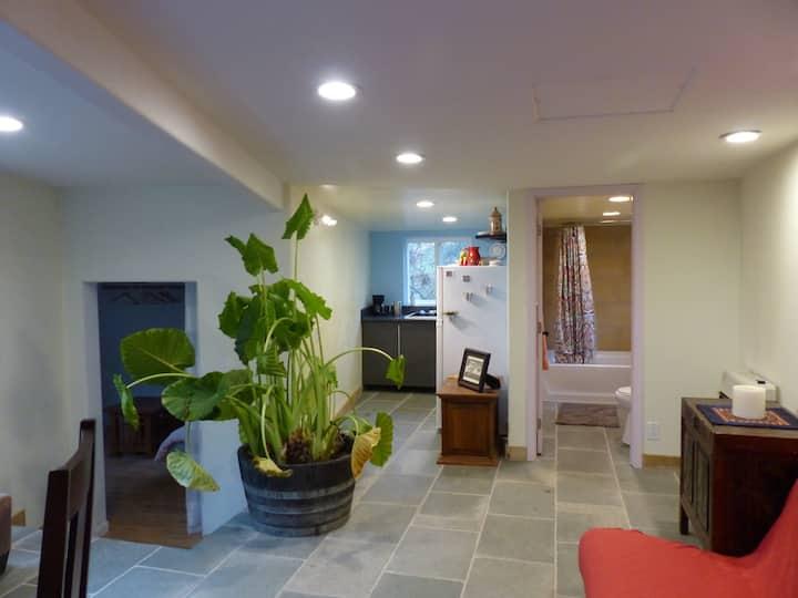 INTERNATIONAL BACKWOODS Spacious new apartment