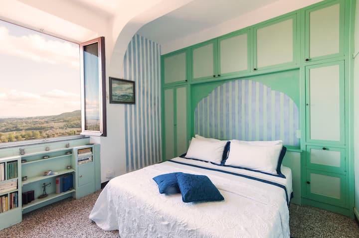 Suite Blu nel centro storico di Montepulciano