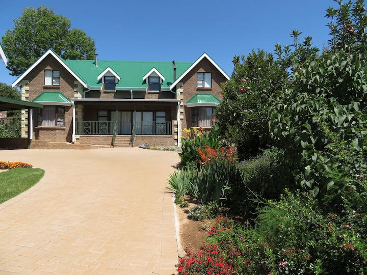 Clarens Mountain Sage Self-catering House