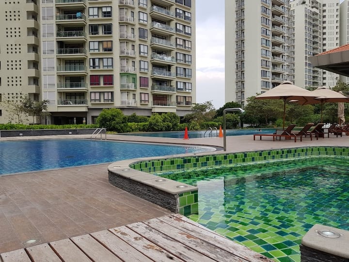 ☆2 BED LUXURY APARTMENT-GREAT VIEW- HAVELOCK CITY☆