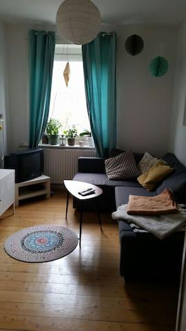 Privat/Messezimmer in 2er WG! - Hannover - Apartamento