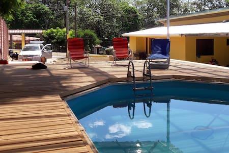 CASA DE DESCANSO HOJANCHA, GTE - Hojancha - Dům