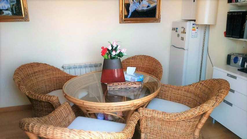 Flat (duplex)Close to Barcelona, airport and beach - Castelldefels - Daire
