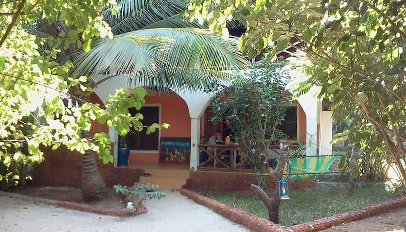 Kipanganivilla-Budget twin room