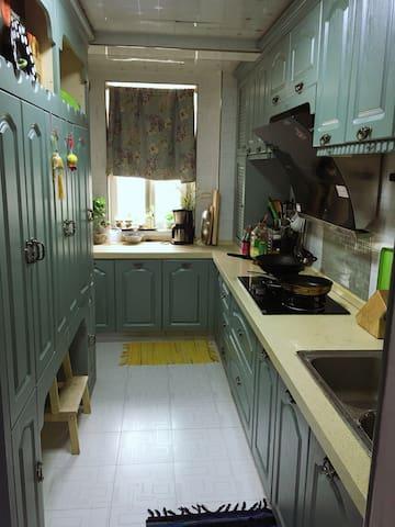 北二环边的精装居家两室 - Xi'an - Lejlighed