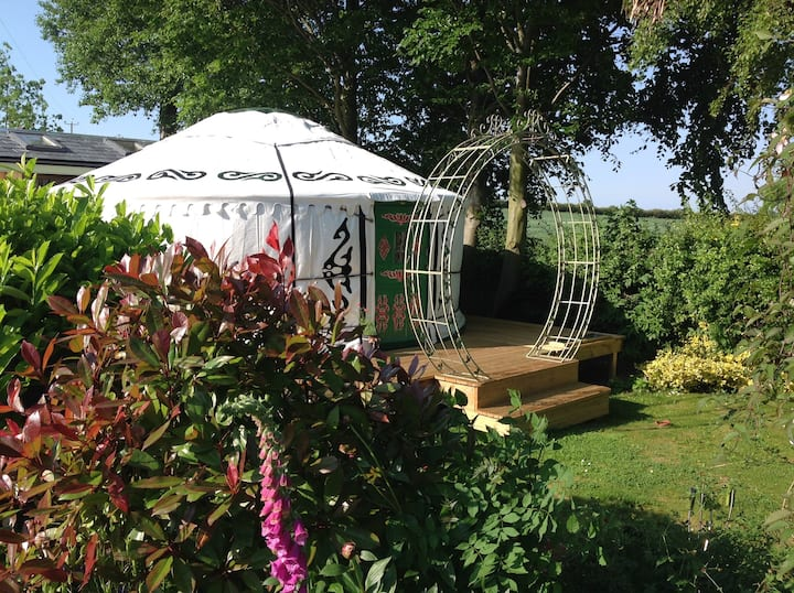 Yurt at the Chapel