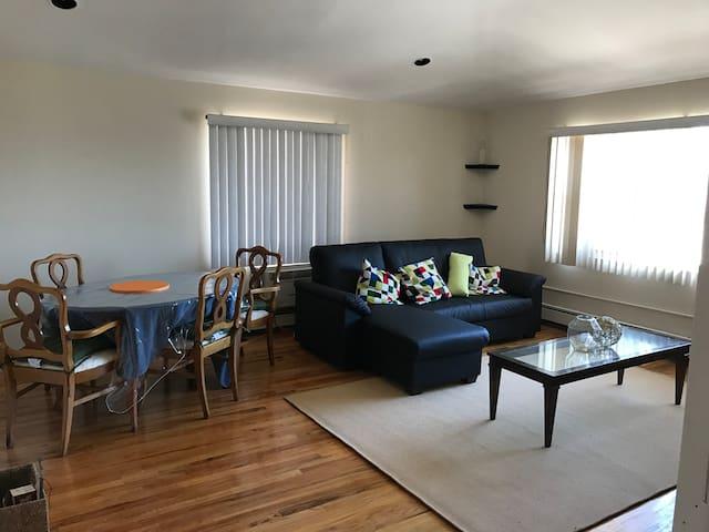 Clean Master Bedroom w/ Private Full Bathroom - Bronx - Apartamento