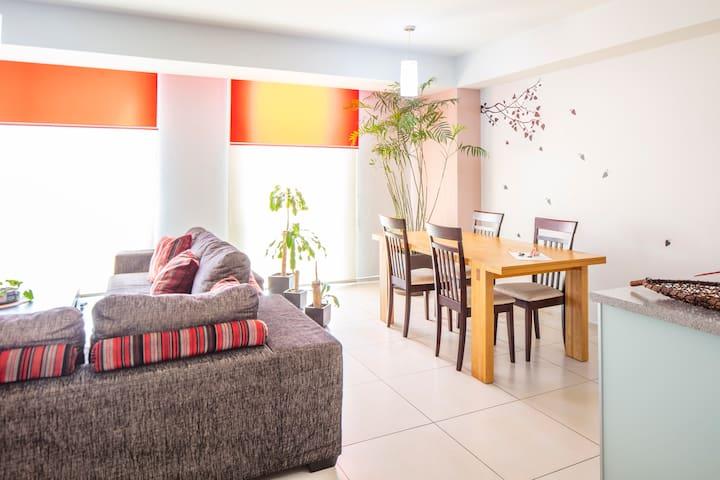 Cozy & bright apartment in Roma Norte neighborhood