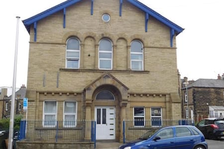 The Old School Hse, first floor apartment, 2 beds - Morley