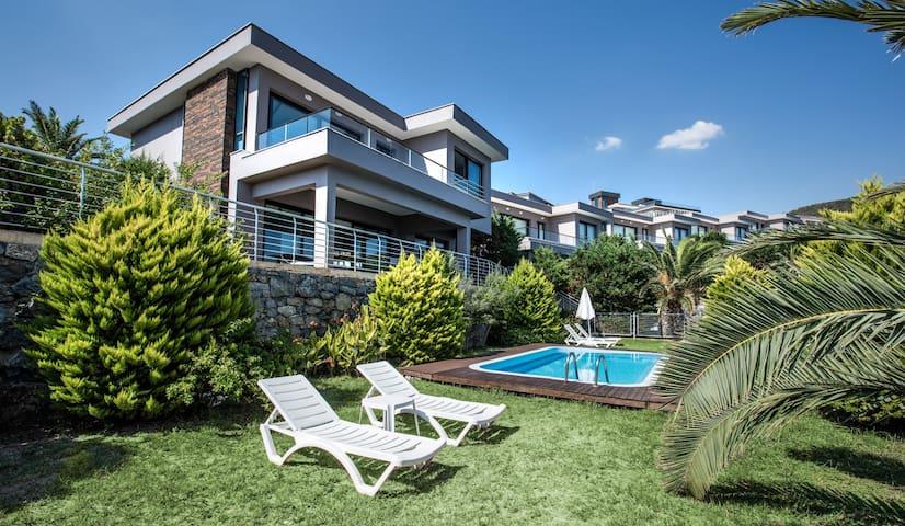 Villa with Private pool (All Inclusive Resort)