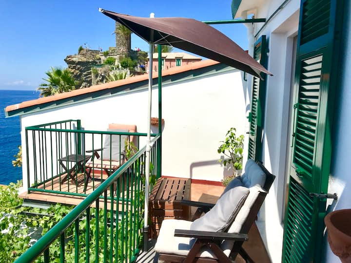La Marinarooms double room 3 sea view with terrace