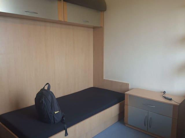 Einzelapartment in der nähe von ruhr uni Bochum - Bochum - Apartemen