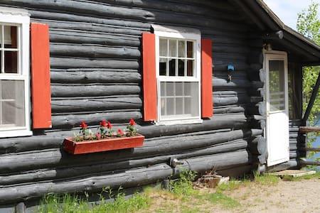 Cottage #4, Robinson's Cottages - Edmunds Twp - Blockhütte