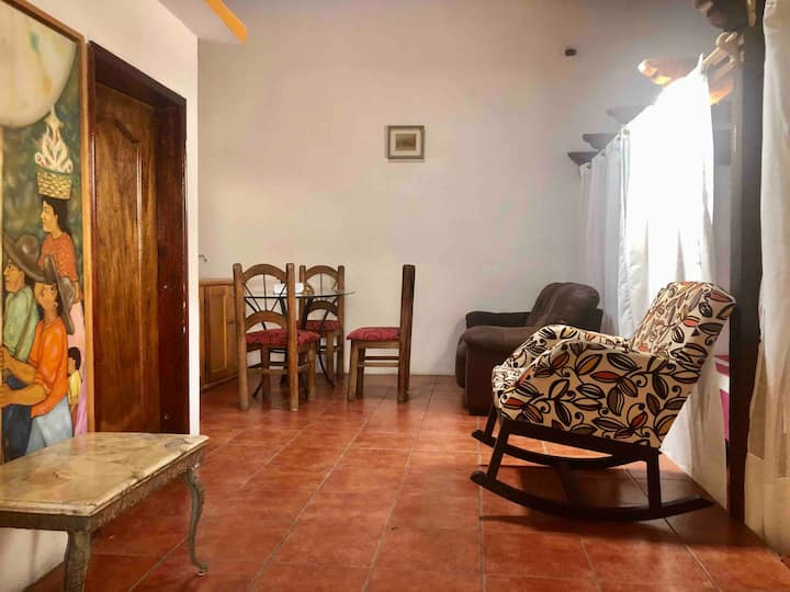 Private room in Oaxaca's House