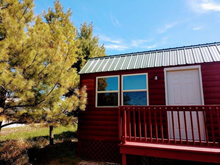 Tiny Cabin@ Beantown
