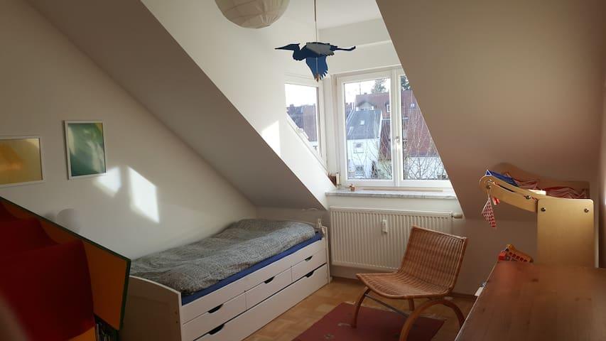 Habitacion en Frisinga a lado de Munich