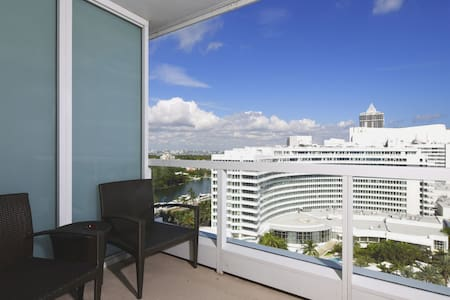 Fontainebleau Beautiful Ocean View Jr Suite