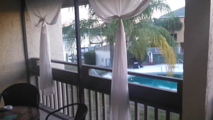 Vacation condo apartment rental