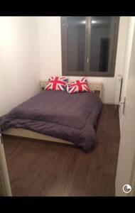 chambre privée dans maison spacieuse (1) - Lille