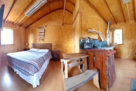 Cabañas rusticas en Lonquimay
