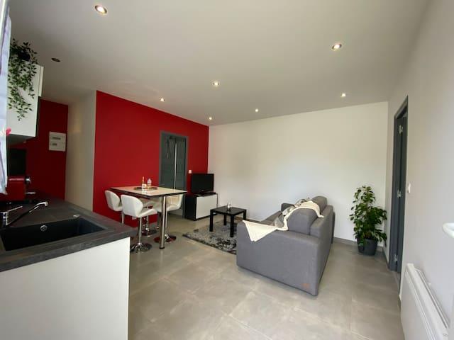 Maison individuelle à 10 min du centre ville Dijon
