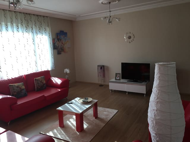Cosy Apartment Rooms In City Centre - Eskişehir  - Bed & Breakfast