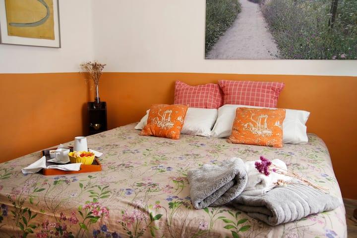 Lovely room near Plaza de España